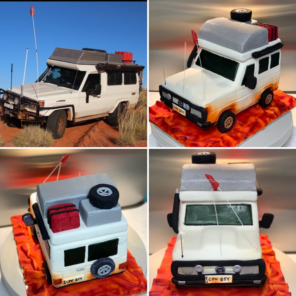 Troopy Cake